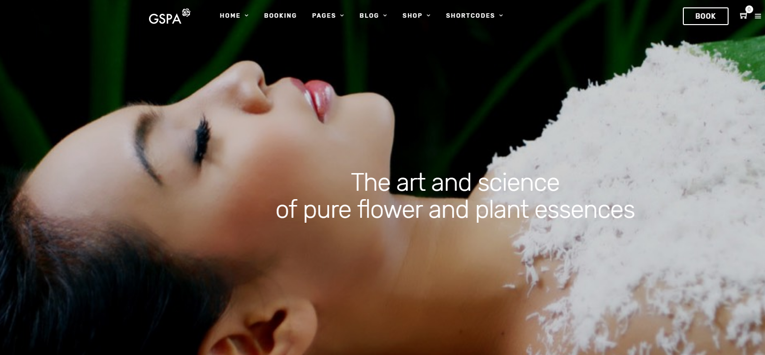 Beauty Templates WordPress