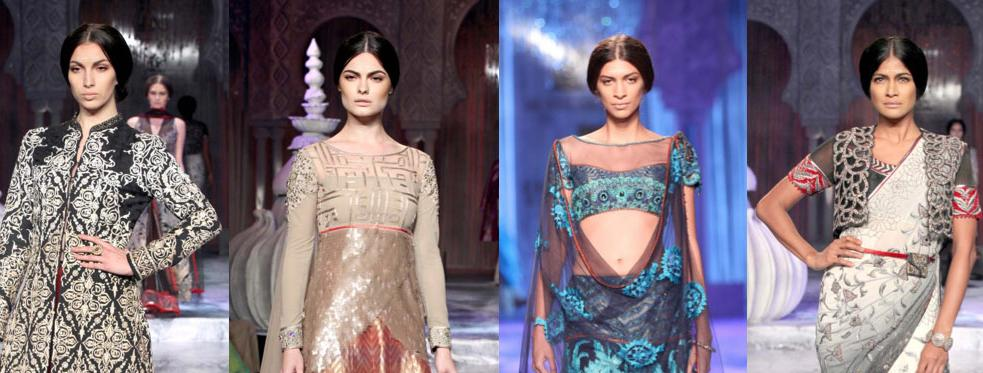 10 Best Fashion Designers of India