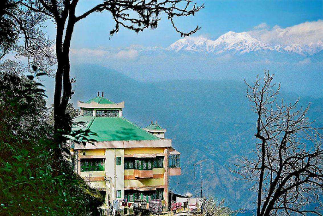 Darjeeling One Of The Oldest Hill Station Of India