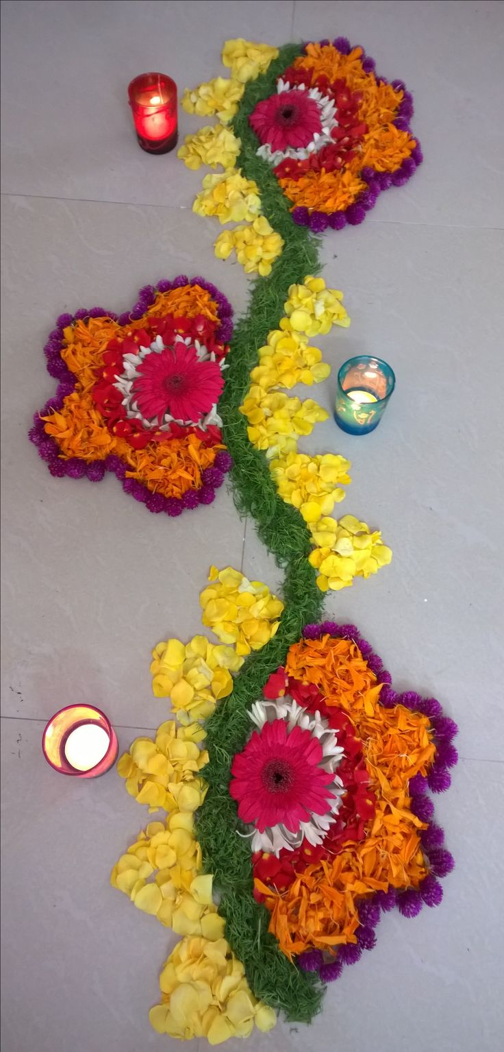 25 Beautiful And Easy Rangoli Designs For Diwali Indiamarks