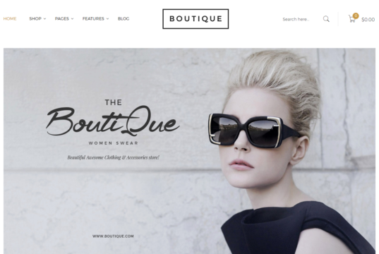 Magento Fashion Store Themes