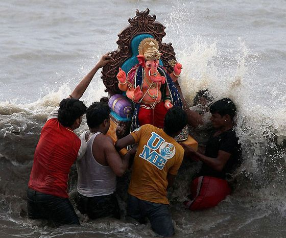 Ganesh Festival Pictures