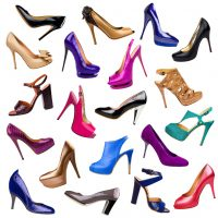 high heel types