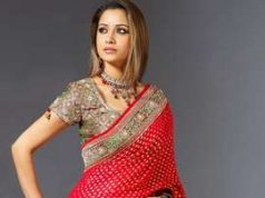 How to drape saree