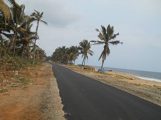 indian coastal drives