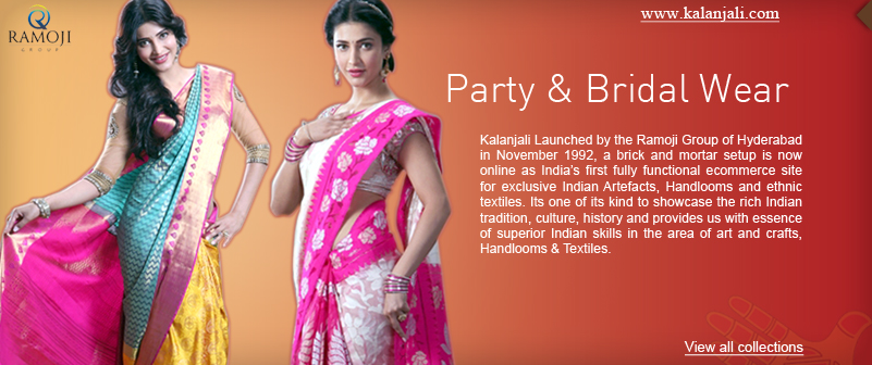 Indian Saree Brands