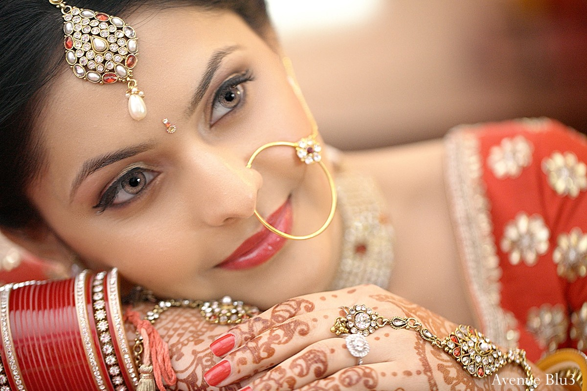 Indian Nose Rings : Adorning Nose with beautiful Jewels and Rings