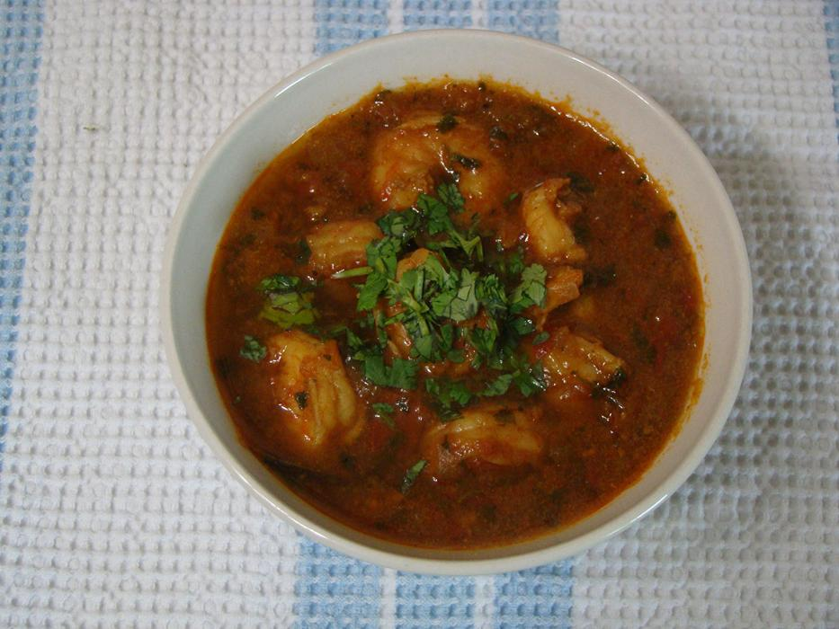here is the authentic andhra shrimp curry recipe andhra shrimp curry