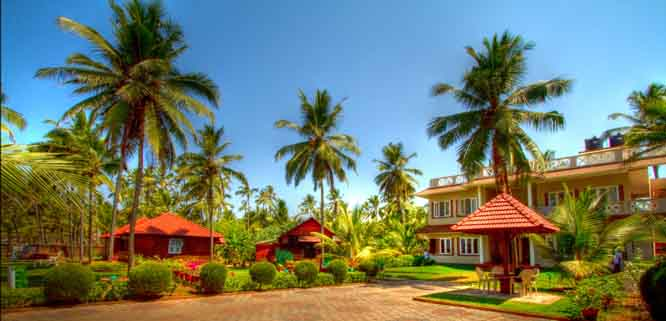 Asokam Beach Resort
