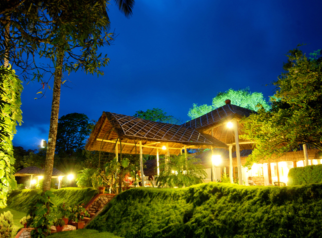 Carmelia Haven Resort, Thekkady