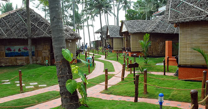 Clafouti Ayurvedic Beach Resort