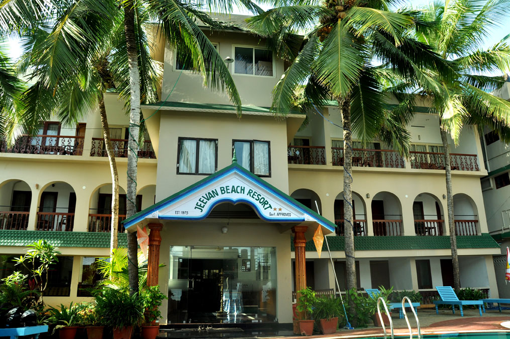 JEEVAN Beach Resort