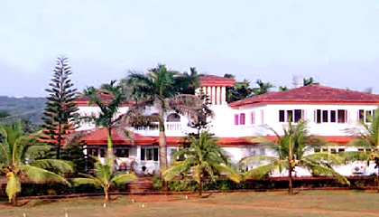 Krishnali Beach Resort