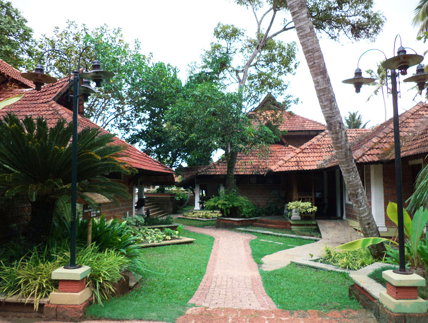 Punnamada Resort