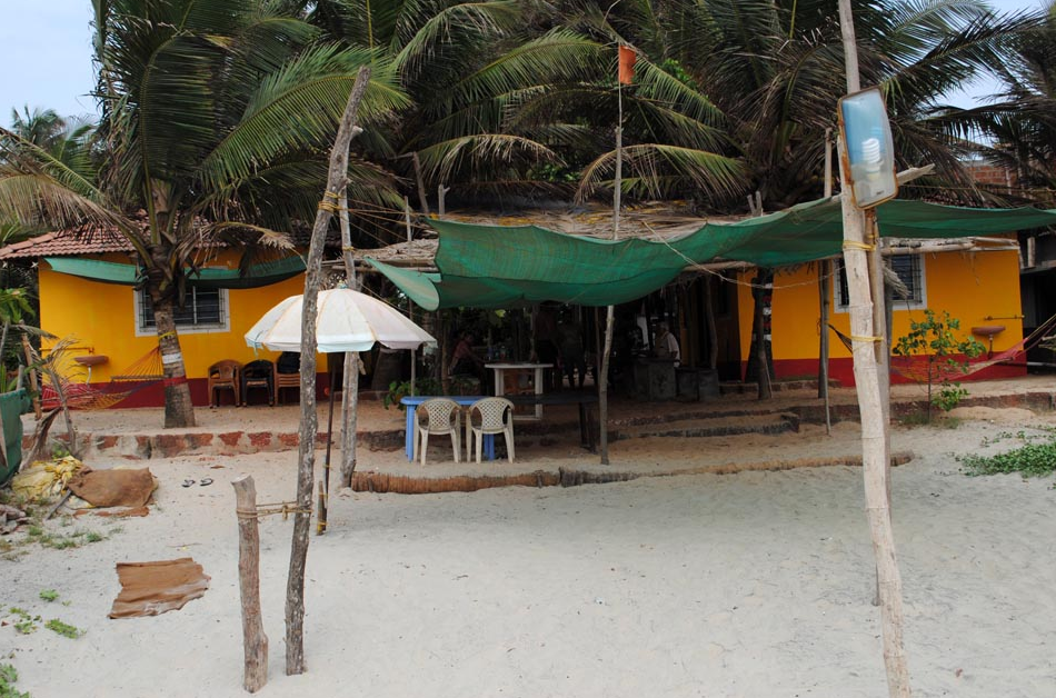 Shripad Beach Resort