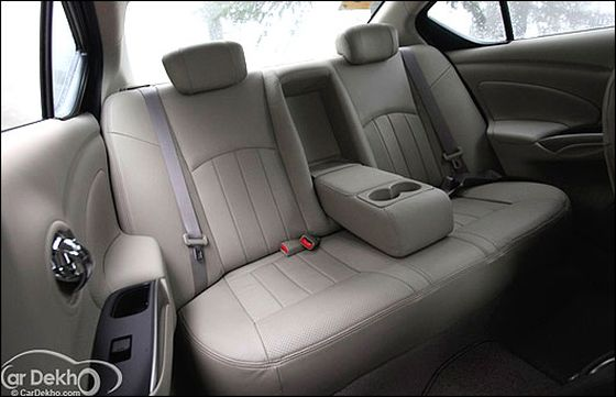Scala rear seats