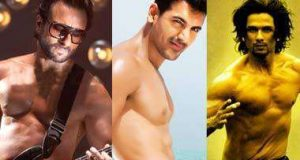 shirtless men of bollywood
