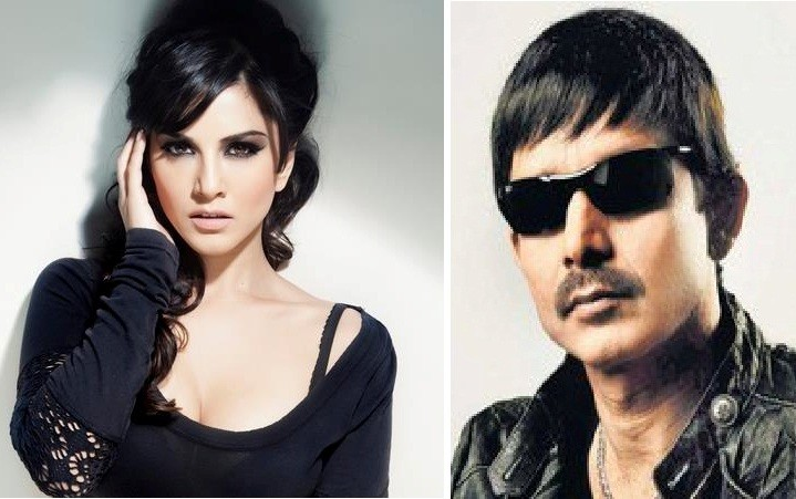 sunny leone and Kamaal R khan