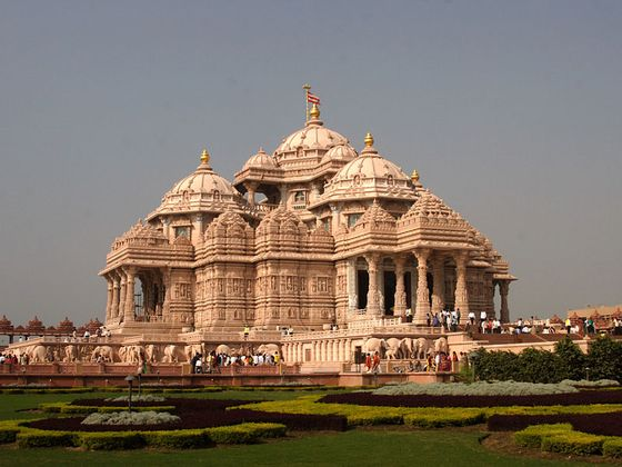 things to do in delhi, Akshardham temple