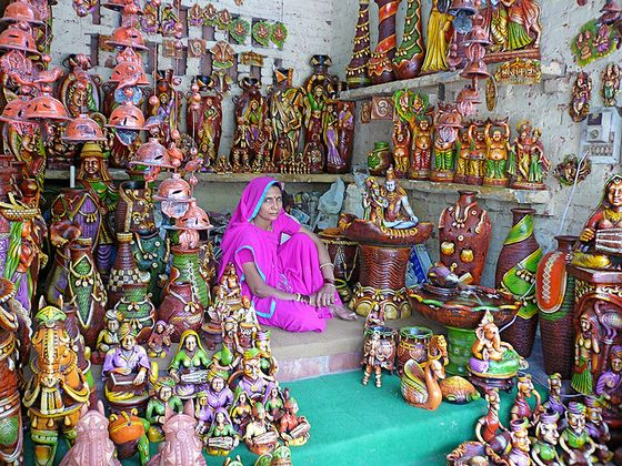 things to do in delhi, Delhi Haat