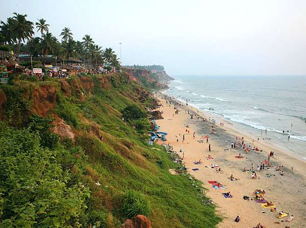 Varkala India  city photo : 10 Most Gorgeous Beaches Of India