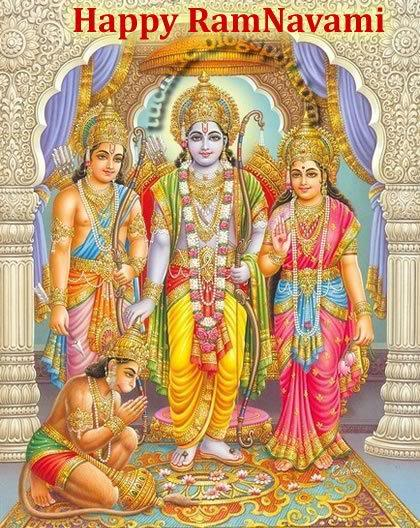 Calendar Ramnavmi : When is ram navami राम नवमी in indiamarks