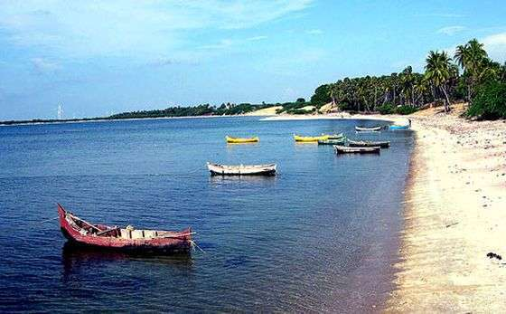 Beaches in Tamil Nadu, rameshwaram beach