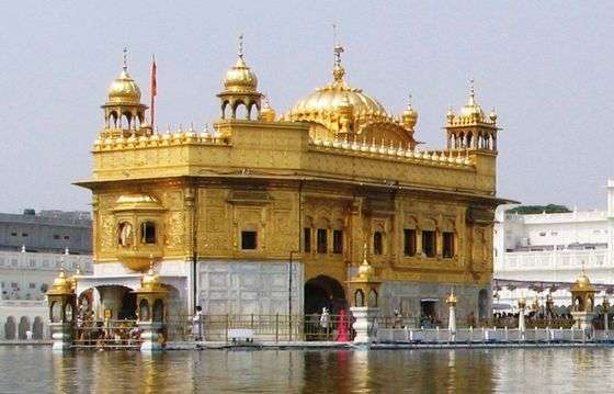 Richest Temples in India, Golden temple