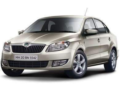 Skoda Rapid - The New Sedan Car Launched in India