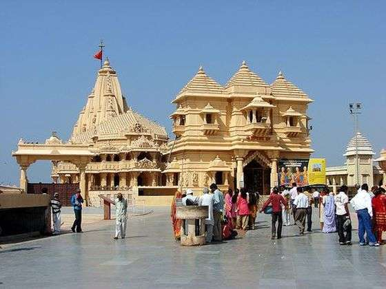 Temples in India, somnath temple