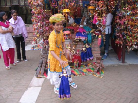 Things to do in Delhi with Kids, Dilli Haat