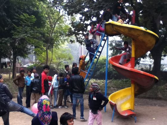 Things to do in Delhi with kids, India Gate Children Park