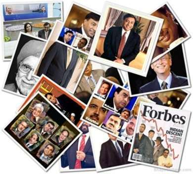 Top 20 Richest Indians of 2011