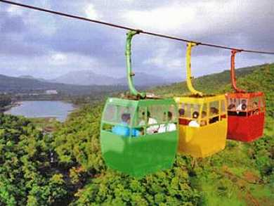 Top 5 Best Ropeways in India