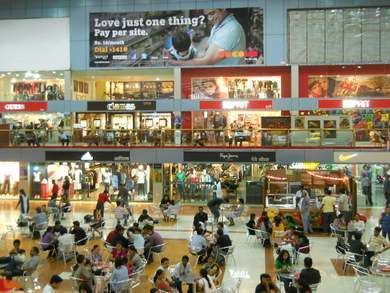 Top 5 Shopping Malls in Pune
