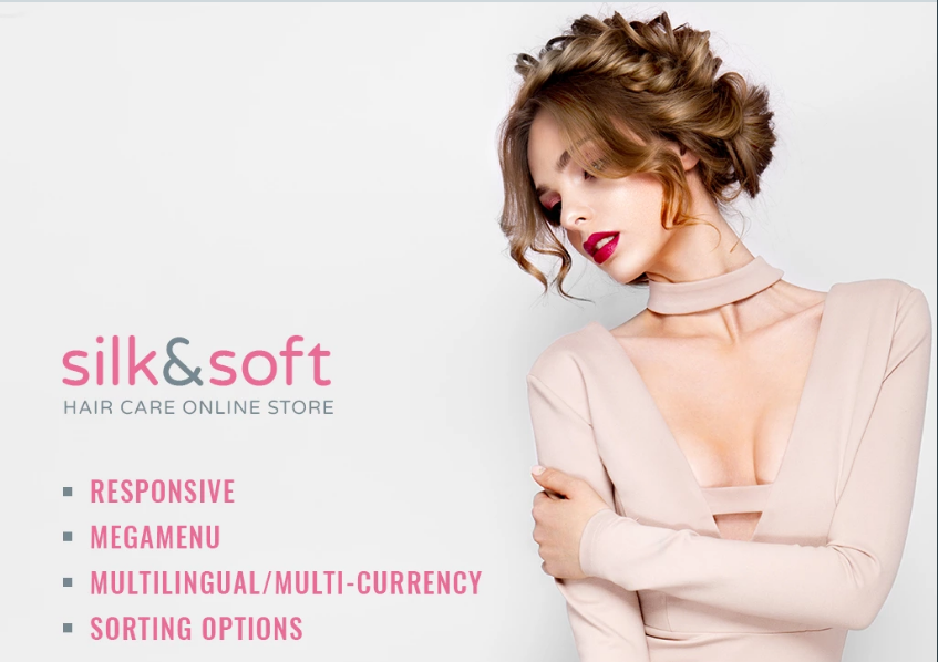 Beauty Store OpenCart Themes