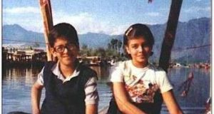 bollywood celebrity childhood photos