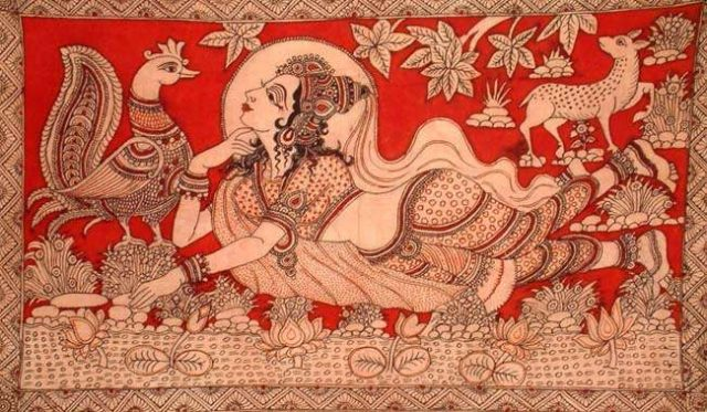 kalamkari paintings