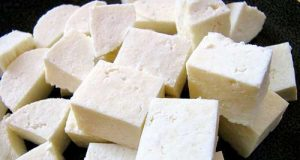 paneer Indian cottage cheese