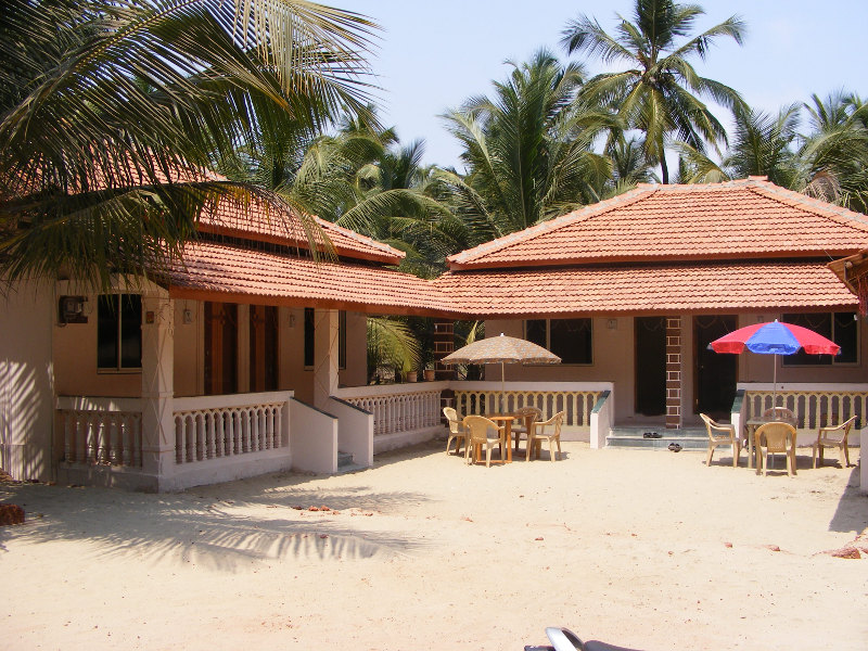 The Omkar Deluxe Beach Resort