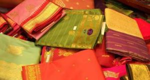 saree fabric
