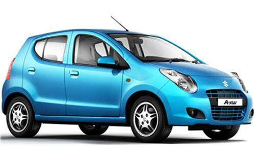 small cars in India