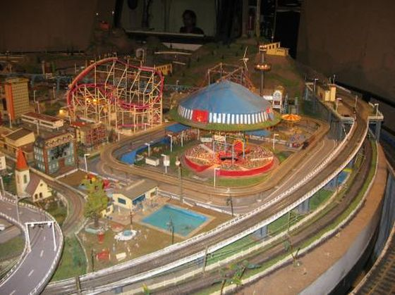 things to do in Pune with Kids, Miniature Train Museum